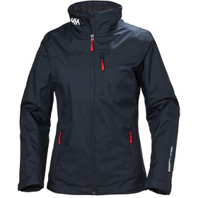 Helly Hansen Crew Midlayer Jacket Women, navy